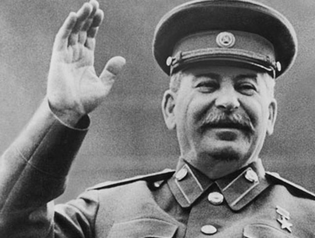 Stalin's approval of Kim's plans