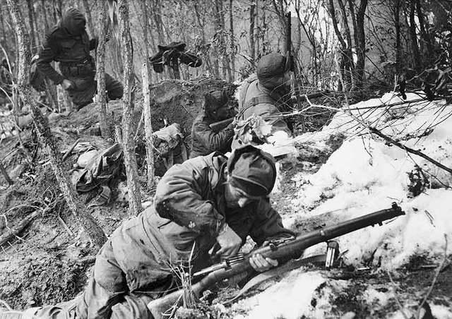 End of Korean War