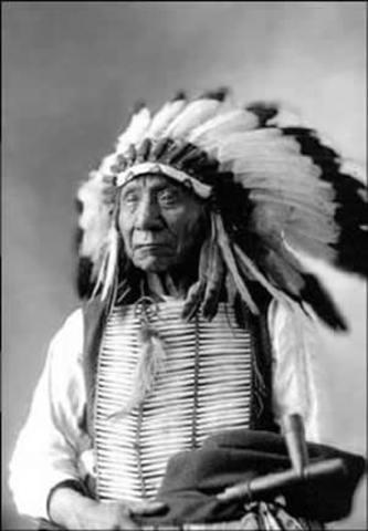 Teton Sioux encounter