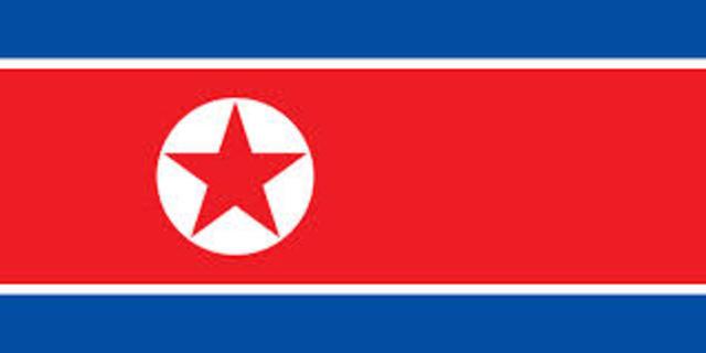 North Korea declares Democratic People's Republic of Korea