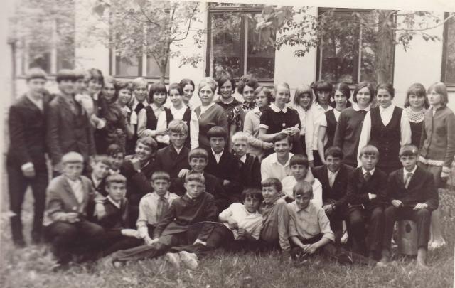 Школа 317 - Пузанова Алефтина Андреевна