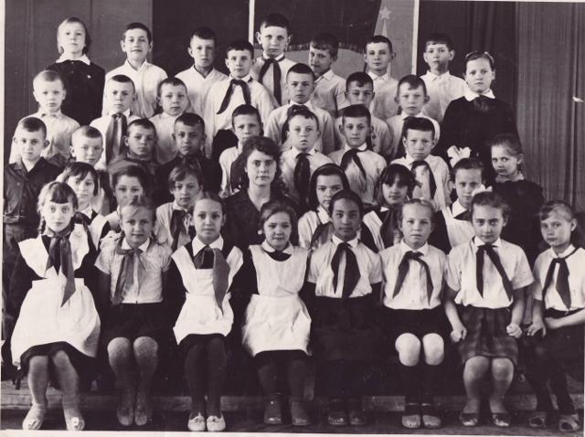 Школа №17 - Пузанова Алефтина Андреевна