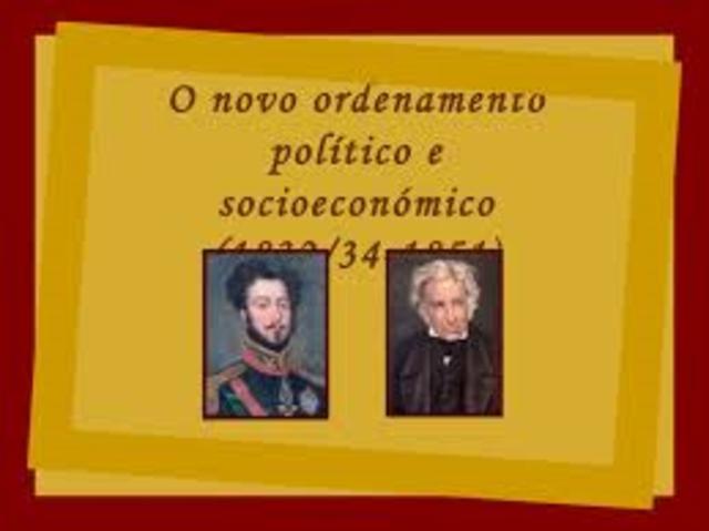 Abolição das doações régias e dos bens da coroa.