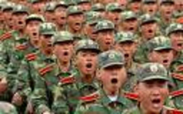 Mass uprising throughout the country, Violent suppression by millitary kills 1,000
