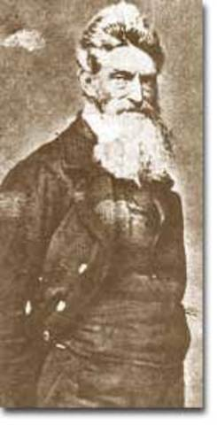 John Brown's Raid at Harpers Ferry