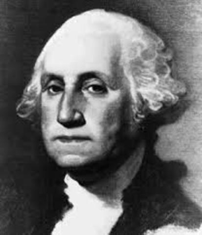 When George Washington Was Born