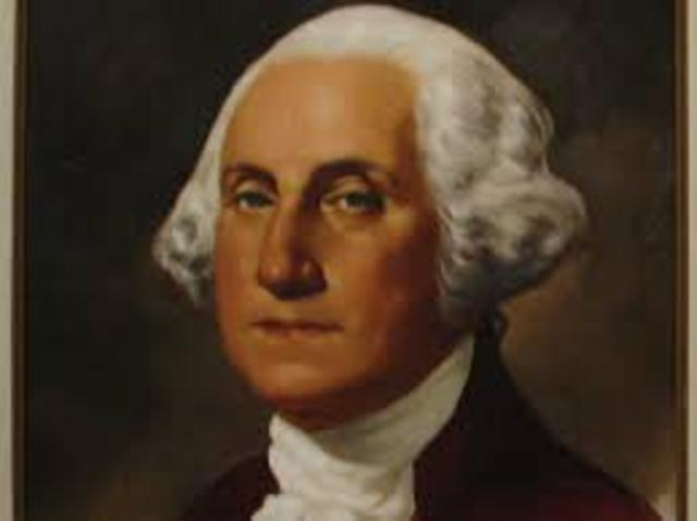 When George Washington Died
