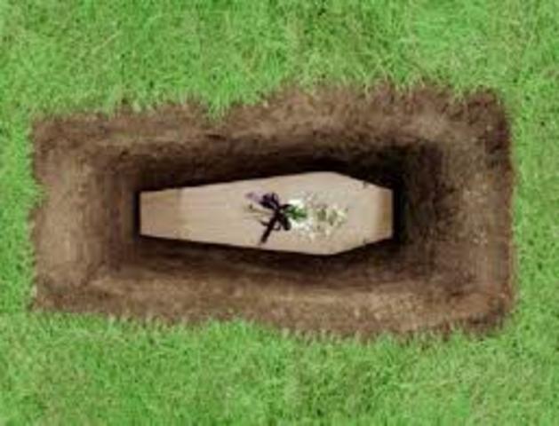 When John Locke died.