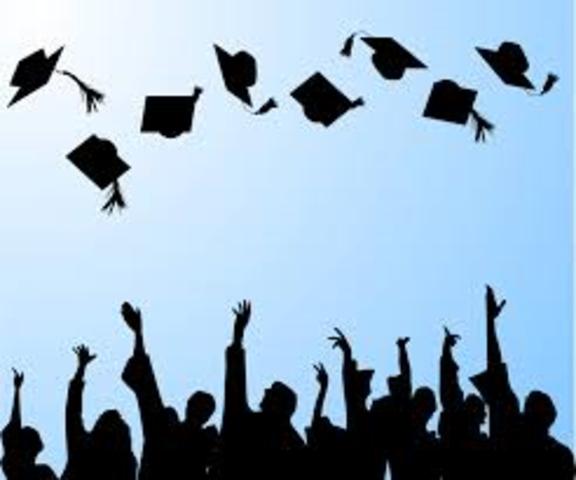 John Locke Graduated with a bachelors in medicine.