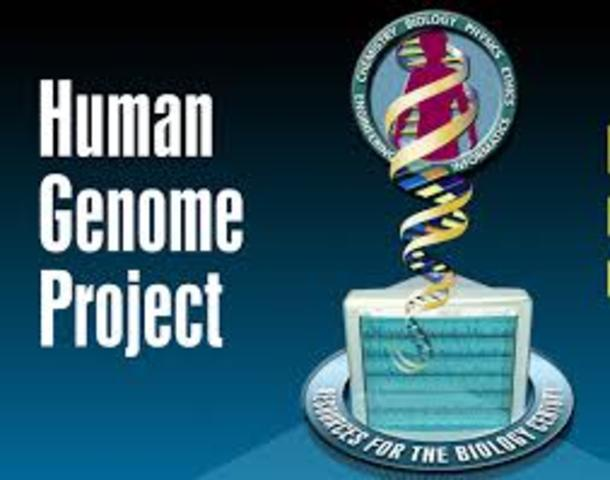 Human Genome Project Launched