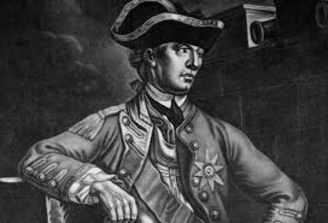 When William Howe Finished His Journey