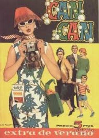 Publicación de Can Can