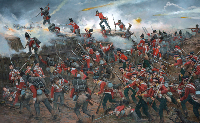 Battle at New Orleans