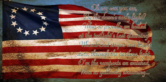 Writing the Star-Spangled Banner
