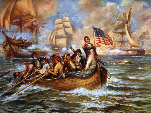 Battle at Lake Erie