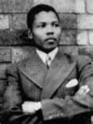 Nelson Mandela is born as Rolihlahla