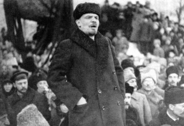 October Revolution of 1917