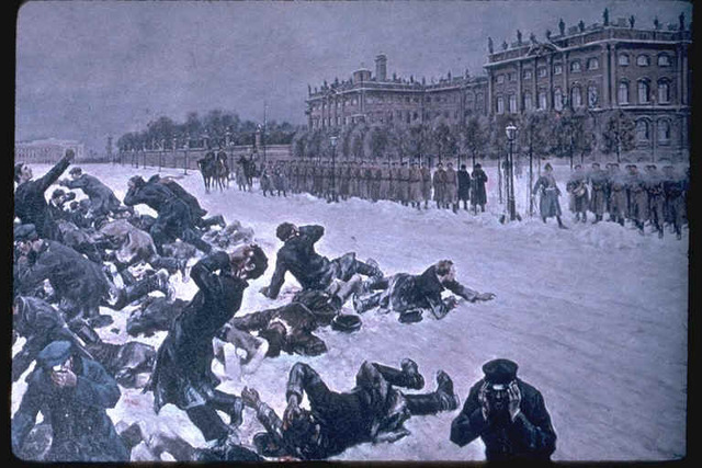 World War I & Treaty of Brest-Litovsk
