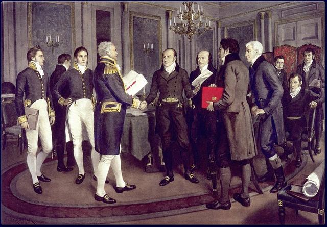 Treaty Of Ghent