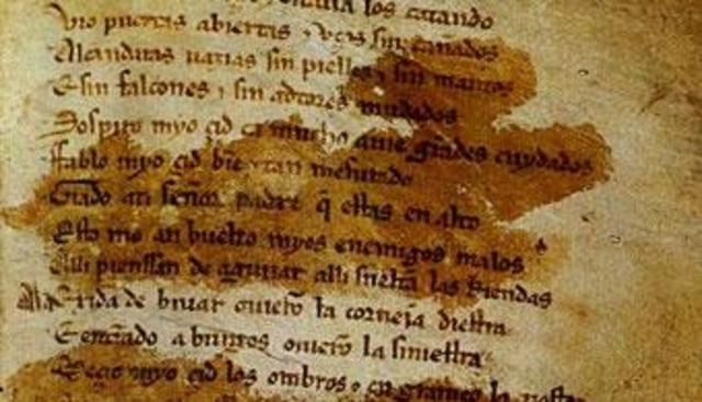 La Biblioteca Nacional adquiere el manuscrito del Cantar del Mío Cid