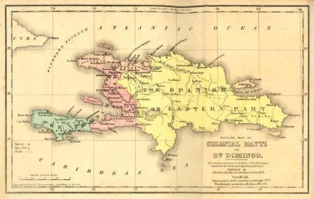 Haiti declares independence