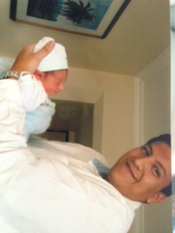 My First Son Burn