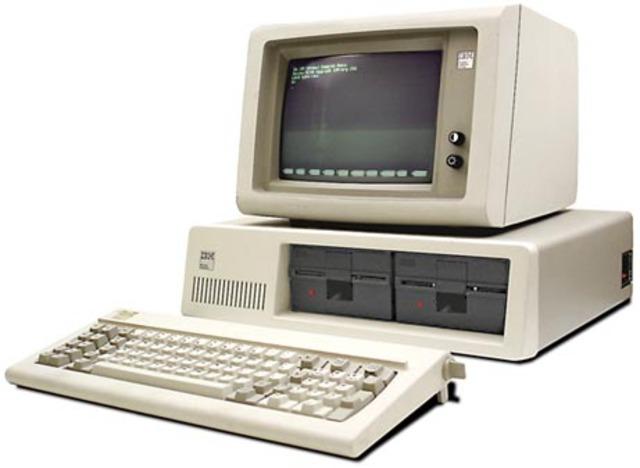 El PC IBM 5150