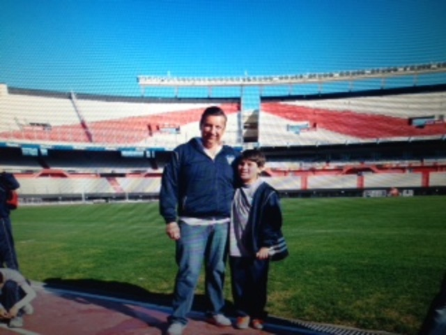 Trip to Argentina - Boca Juniors Traiinning Center