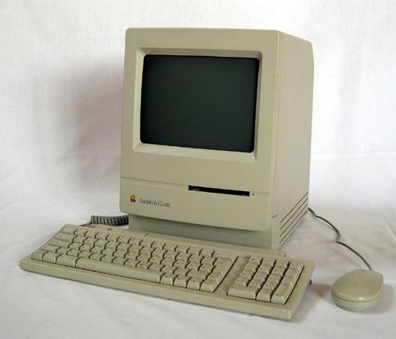 El Apple Macintosh