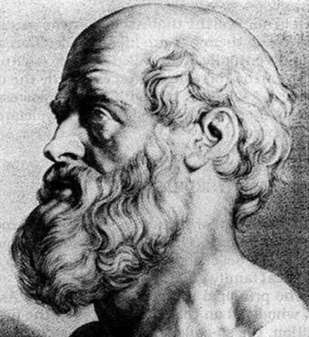 Hipócrates (460 a.C.-355 a.C.)