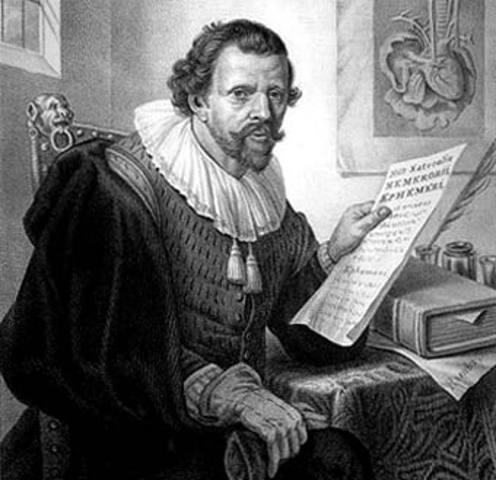 Jan Swammerdam (1637-1680).