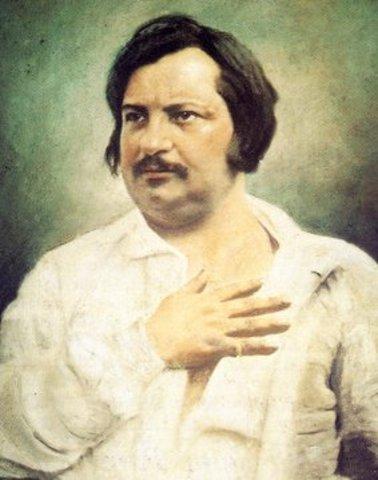 Naissance d'Honoré Balzac