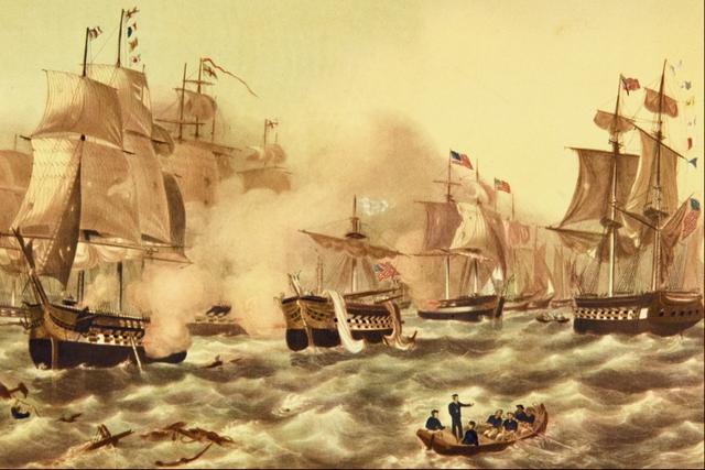 Battle on Lake Erie