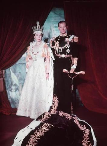 Isabel I y Felipe II