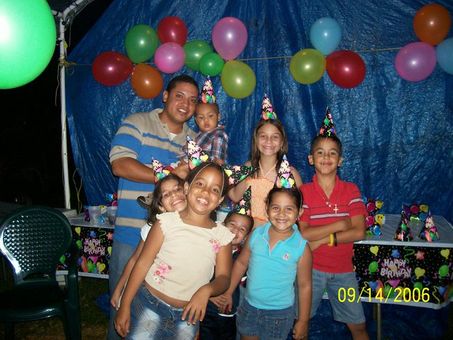 My First Birthday Party