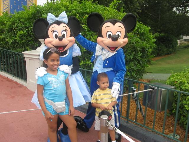 My Second Birthday at Disney World