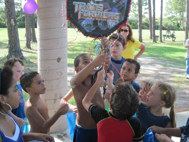 My 6th Birthday Party