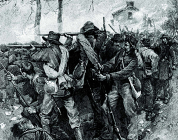Stonewall Brigade is formed.