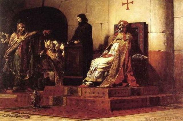 Nacimiento del Sacro Imperio Romano Germanico
