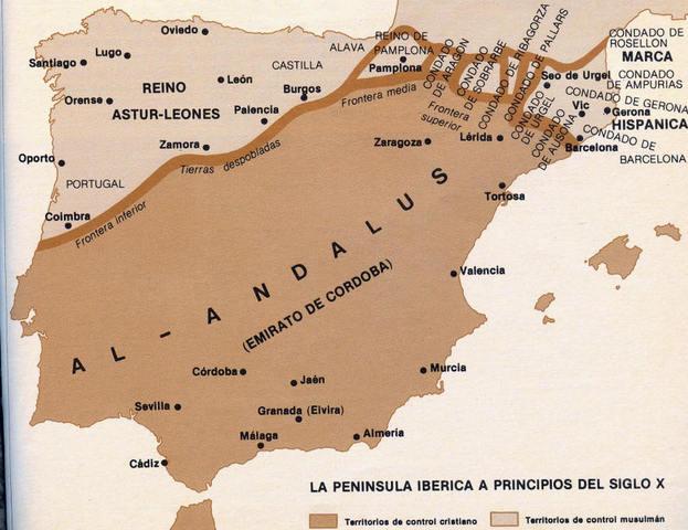 Conquista Musulmana [al- Ándalus]