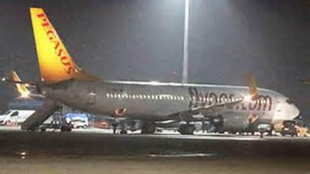 Hijacker Tries to devert flight to Sochi