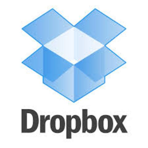fundação do dropbox