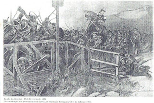 Batalha de Almoster.