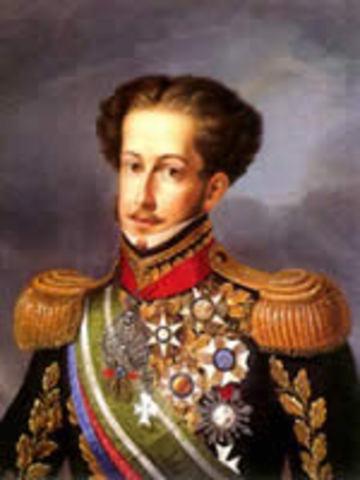 Morte de D. Pedro IV, em Queluz