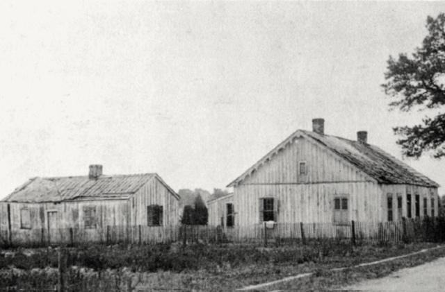 Camp Winder Paxton's Brigade