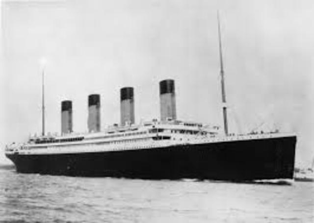 Radio helps Titanic