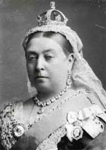 Muerte reina Victoria de Inglaterra