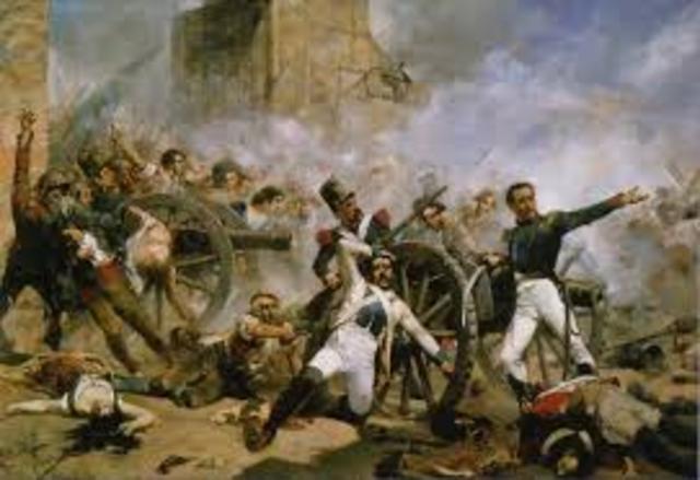 Guerra de Independendia Española