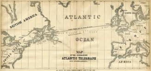 The Trans-Atlantic Signal