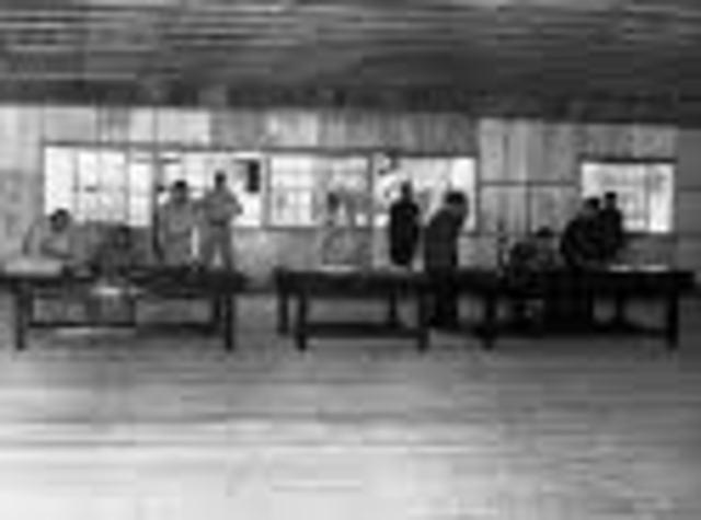 armstice signed Ending Korean war